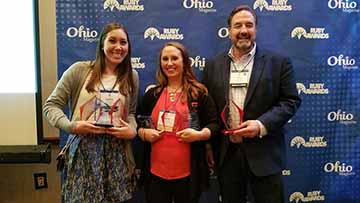 Destination Mansfield And Little Buckeye Museum Win Awards