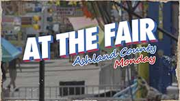 At The Fair: Ashland Monday