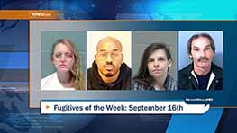 Task Force Announces Fugitives Of The Week For September 16