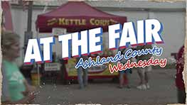 At The Fair: Ashland County Wednesday