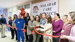Malabar Health Care Clinic Provides Students Medical Care