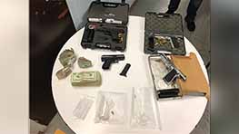 Drugs Seized, One Arrested During Marion Drug Investigation
